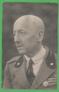 Gabriele D'Annunzio Cp 1921 Con Spilla Arditi Dedica Al Retro - Personaggi