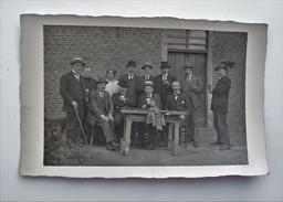 PK/CP TBE Zele Hoek Fotografische Vereeniging Uitstap Club Photo Anime 2 Juli 1922 - Zele