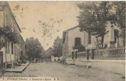 MEILHAN Avenue De L'Eglise - Autres Communes