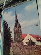 GERMANY Hildesheim , St. Andreas - Kirche  VB1967 TAX GEMAN + ITALIA  FX10665 - Hildesheim