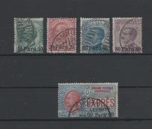 Occupazioni Levante Italy Lotto 1909-11 - 11. Auslandsämter