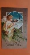 Ange - Angelot - A La Trompette - Joyeux Noel - Anges