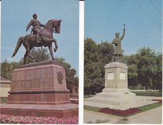 MOLDOVA 2 Diff Postcards KISHINEV Postcard - Moldavie