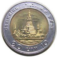 Thailand - 2004 - 10 Baht - Y227 - VF - Thailand