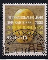 2008 Schweiz Mi. 2043 Used    Internationales Jahr Der Kartoffel. - Used Stamps