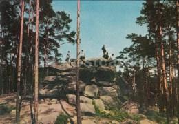 Stone Tent - Sverdlovsk - Yekaterinburg - 1967 - Russia USSR - Unused - Rusia
