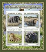 Niger. 2016 Big African Animals. (501a)