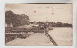 CPSM TONNAY CHARENTE (Charente Maritime) - Les Nouveaux Appontements - France