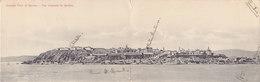 General View Of Quebec - Vue Générale De Quebec (panorama, Montreal Import, 1906) - Québec - Château Frontenac
