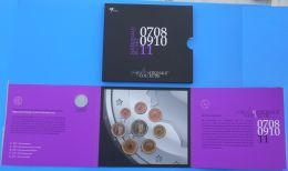 Nederland, 2011, Jaarset  In BU Kwaliteit, Netherlands Year Set 2011 Coinage In Brilliant Unused Quaity - [ 9] Mint Sets & Proof Sets