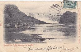 Chaudiere Fall, Province Of Quebec (Imperial Series, Hartmann, 1905) - Québec - Les Rivières