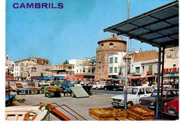 Cambrils (Tarragona) Paseo Miramar , Vista Parcial - Tarragona