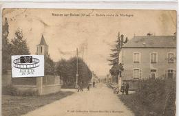 MAUVES SUR HUISNE ENTREE ROUTE DE MORTAGNE - France