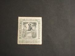 BARBADOS - 1905 NELSON  1 F. - NUOVO(+) - Barbados (...-1966)