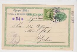 Sweden 1907 - Schweden