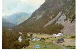 Valle De Gistain - Campamento De La Virgen Blanca - Al Fondo Valdemere - Non Classés