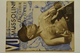 VU N°463 Du 27  Janvier 1937 - 1900 - 1949