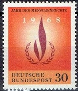 GERMANY # FROM 1968 STAMPWORLD 465** - Neufs