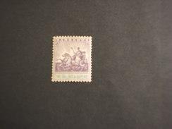 BARBADOS - 1892/903 ALLEGORIA  2/6 Sh. - NUOVO(+) - Barbados (...-1966)