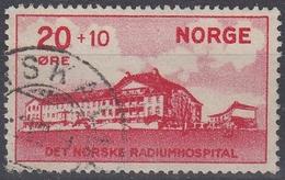 NORUEGA 1931 Nº 154 USADO - Noruega