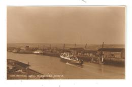CPA NEWHAVEN Arrival Of Versailles - Other
