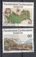 Europa Cept (1977) - Liechtenstein (o) - Europa-CEPT