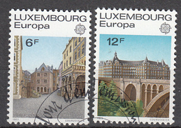 Europa Cept (1977) - Lussemburgo (o) - 1977