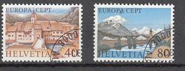 Europa Cept (1977) - Svizzera (o) - Europa-CEPT