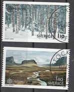Europa Cept (1977) - Svezia (o) - Europa-CEPT