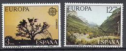 Europa Cept (1977) - Spagna  (o) - Europa-CEPT