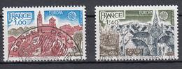 Europa Cept (1977) - Francia  (o) - Europa-CEPT
