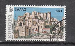 Europa Cept (1977) - Grecia  (o) - Europa-CEPT