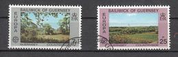 Europa Cept (1977) - Guernsey  (o) - Europa-CEPT