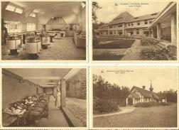Westmalle - Sanatorium Lizzie Marsily ( 13 Zichten - Zie De 3 Scans ) 10 EUR Postkosten Inbegrepen - Malle