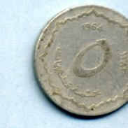 1964 5 Centimes - Algérie