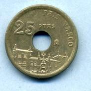 1998 25 PESETAS - 25 Pesetas