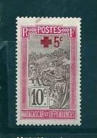 France Colonie  Timbres  De Madagascar N°121 Neufs * - Neufs
