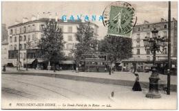 92 BOULOGNE-sur-SEINE - Le Rond-Point De La Reine - Boulogne Billancourt
