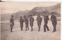 395-Cartolina Postale Fotografica Di Militari Italiani-Guerra 1915/18-Originale D' Epoca - Guerra 1914-18