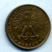 1976 2 ZLOTI - Pologne