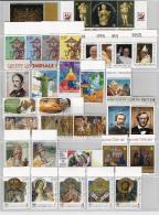 SCV82) 2013  FULL YEAR Annata Completa 34 Valori MNH** - Annate Complete