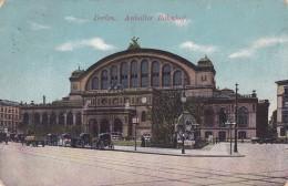 Berlin - Anhalter Bahnhof (25) * 9. 9. 1913 - Zonder Classificatie