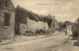 60 Montiers - Rue De L'Abbaye  (Voir 2 Photos) - Francia