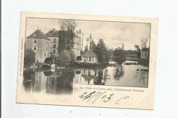 LE CLAIN A CENON PRES CHATELLERAULT (VIENNE) 1903 - Autres Communes