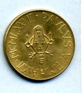 1978 200 LIRA PAUL VI - Vatican
