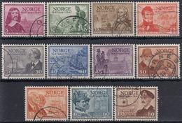 NORUEGA 1947 Nº 293/03 USADO - Noruega