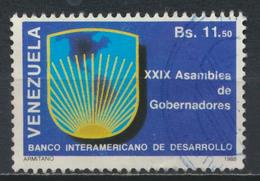 °°° VENEZUELA - Y&T N°1374 - 1988 °°° - Venezuela