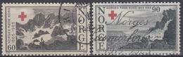 NORUEGA 1965 Nº 484/85 USADO - Noruega