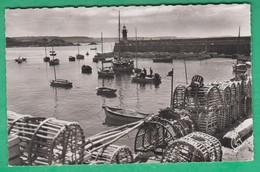 22 - Erquy - Le Port De Pêche Et Le Môle - Editeur: Tirages Modernes N°12 - Erquy