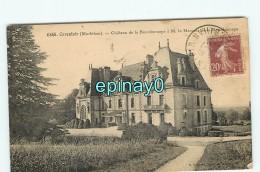 B - 56 - CARENTOIR -chateau De La Bourdonnaye - édition Lamire - France
